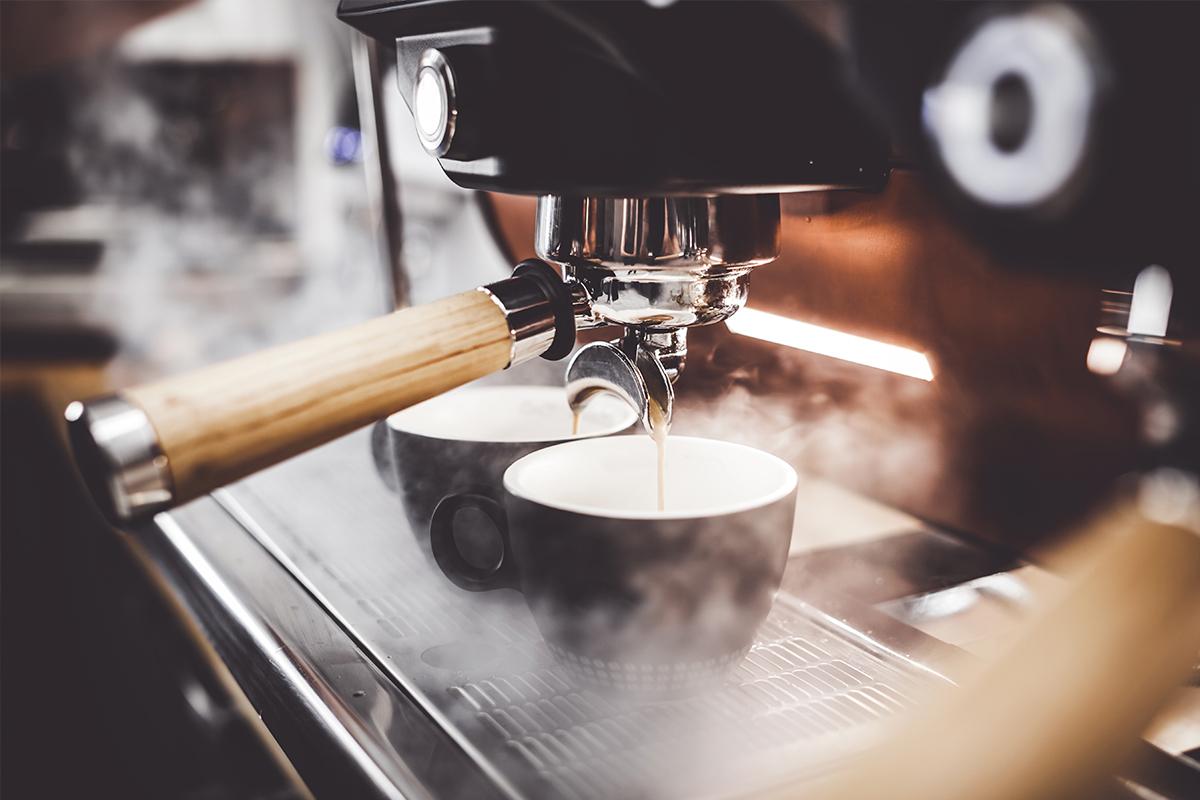 Cafe de máquina