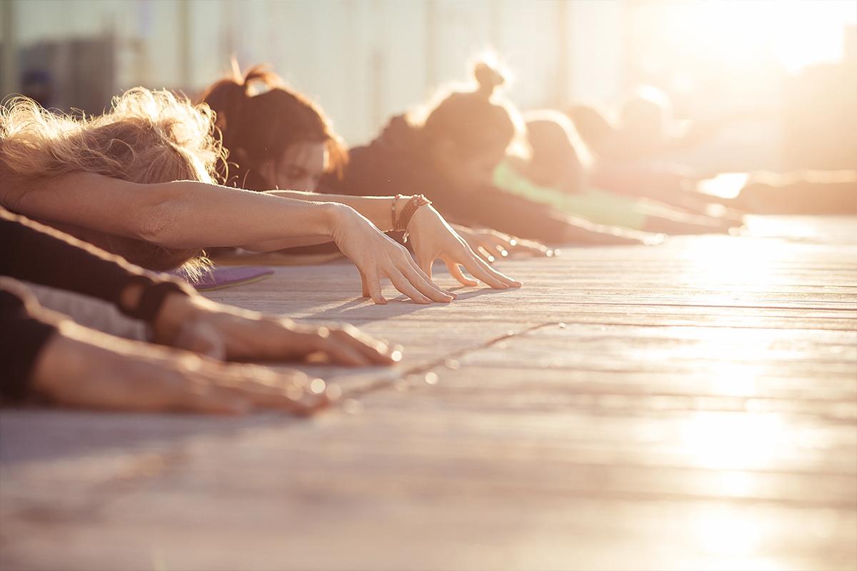 Practica ejercicio tras un breve descanso