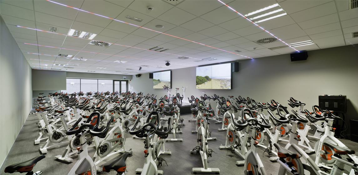 Sala bike GO fit Campo Grande