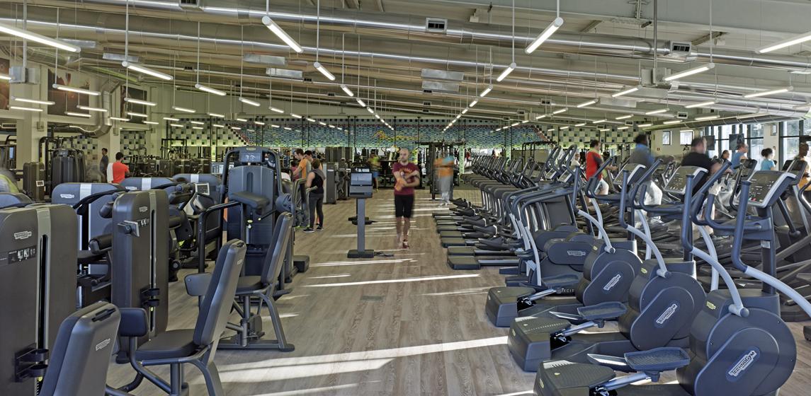 Sala fitness GO fit Olivais