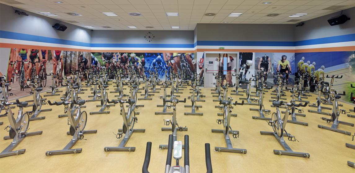 Sala bike GO fit Valladolid