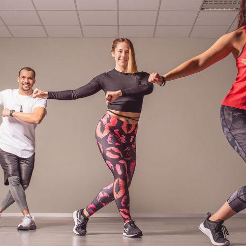 clases de aerobic para entrenar al ritmo de la musica