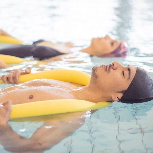 clases de aqua health en go fit