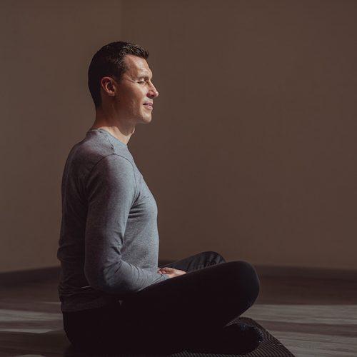 sesion de mindfulness en go fit