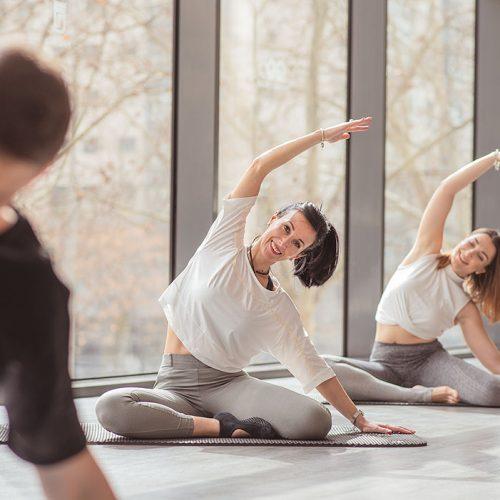 clases de pilates para cuidar tu cuerpo