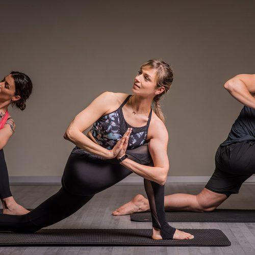 Bienvenido a Yoga