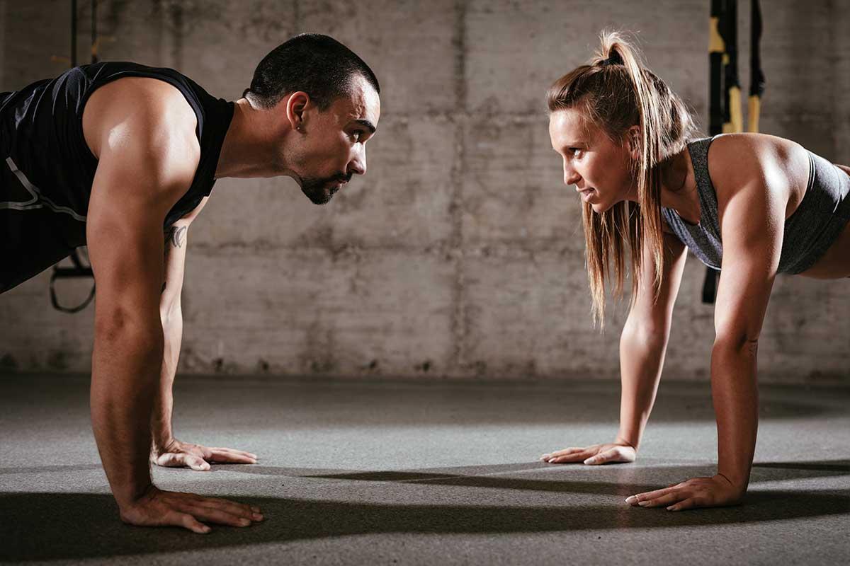 Cómo trabajar tus grupos musculares