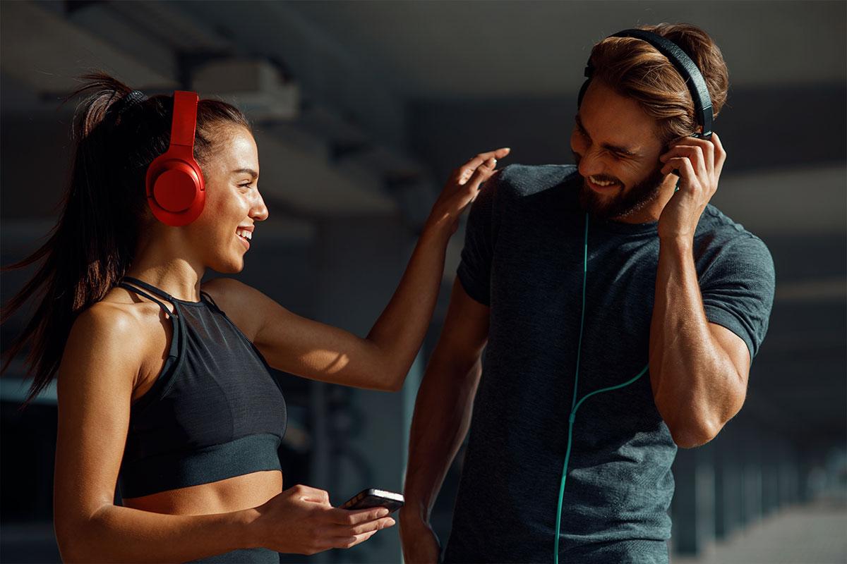 la música mejora tu entrenamiento