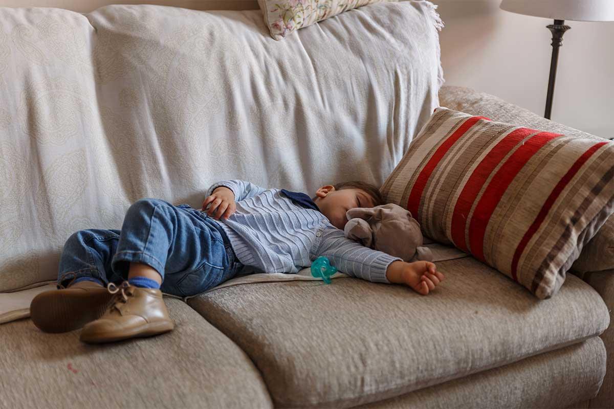 Promueve el aprendizaje de la siesta