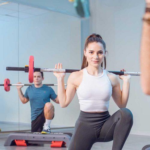 Strength GO fit