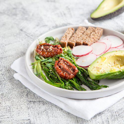alimentación saludable para prevenir el cáncer